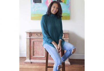 Josiane Faubert: I tell the African story through the lens