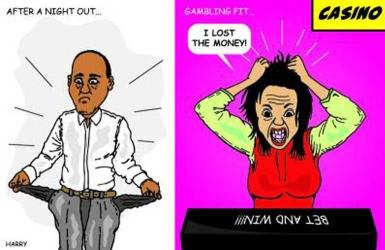Kenyan women, don't spend all your money on lipstick!