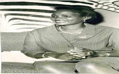 Kenya's first first lady- Mama Ngina Kenyatta