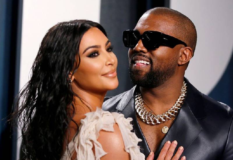Kim Kardashian joins estranged husband for mass unveiling of his new album 'Donda'