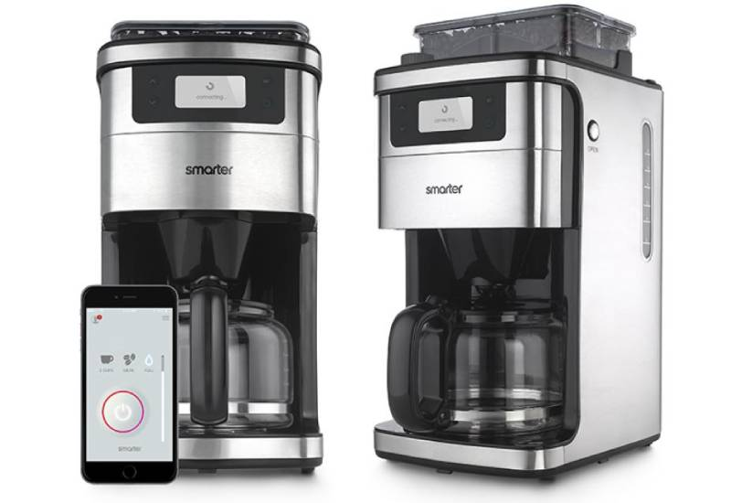 Kitchen gadget: Smart Wi-Fi coffee machine