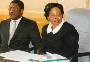 Lady Justice Effie Owuor: The first judge of the Court Of Appeal(Current Supreme Court)