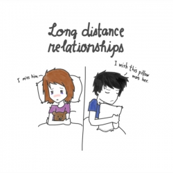 Long distance marriages can work