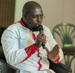 Marcus Olang', The ambassador of hope