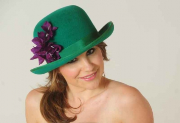 Meet Chloe Mitchell: The lady who makes hats for a living