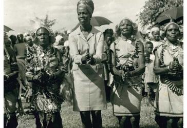 Meet Jane Mumbi Kiano, former chair of Maendeleo Ya Wanawake Organisation