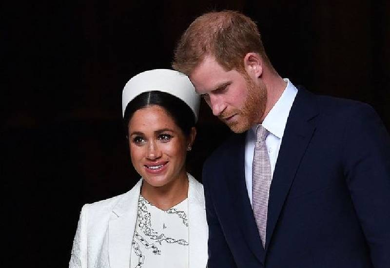 Meghan and Harry's 'epic love story won't have happy end' - presenter