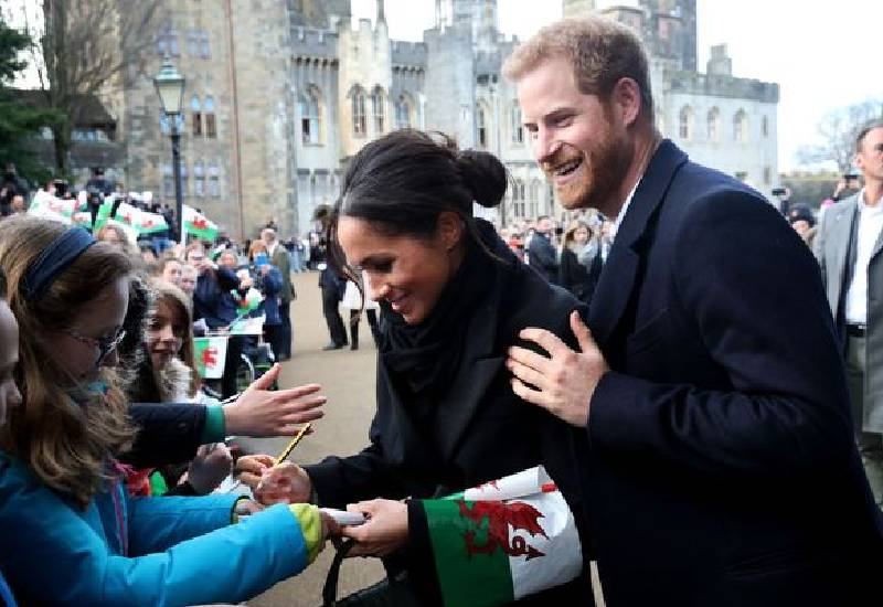 Meghan Markle 'felt Brits didn't understand her' and wasn't 'a great fan of England'