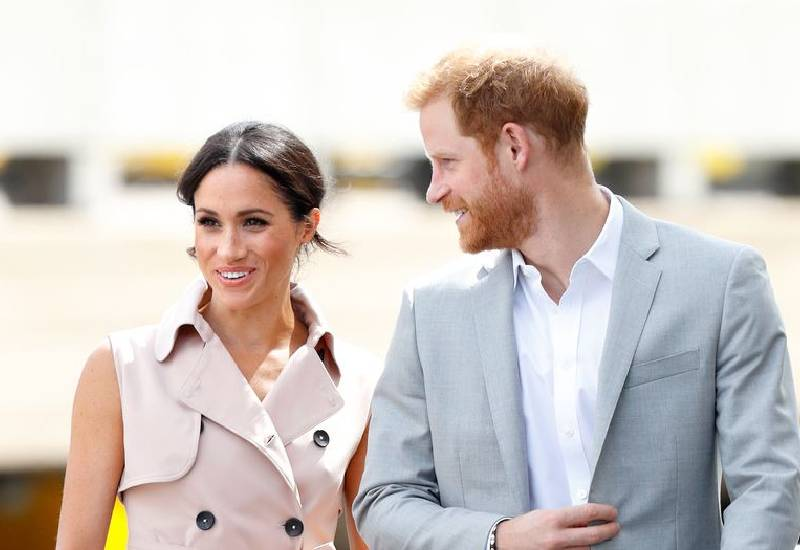 Meghan Markle 'to stay home in US while Prince Harry visits UK