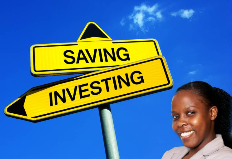 Money: Understanding the difference between saving and investing