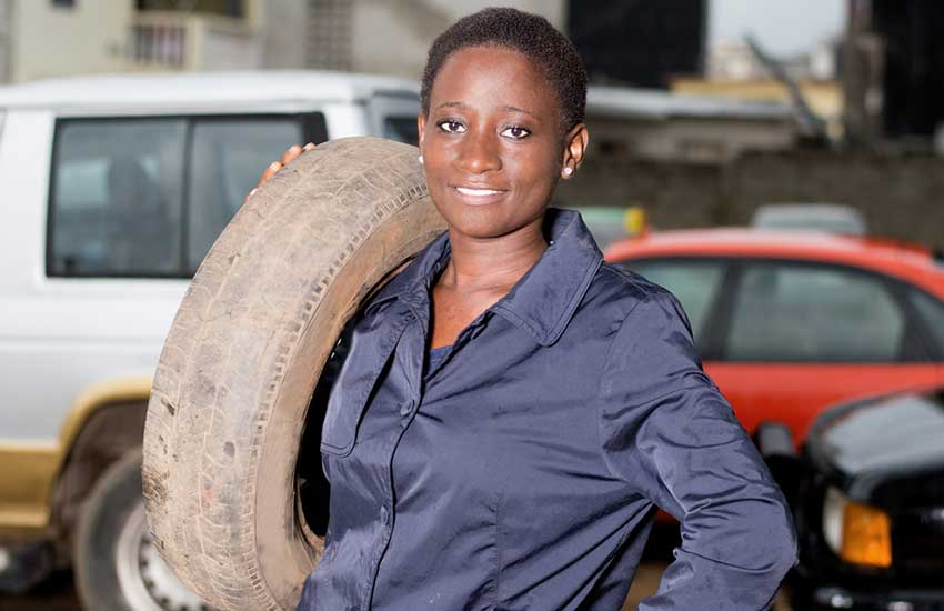 More women bringing home the bacon in Kenya