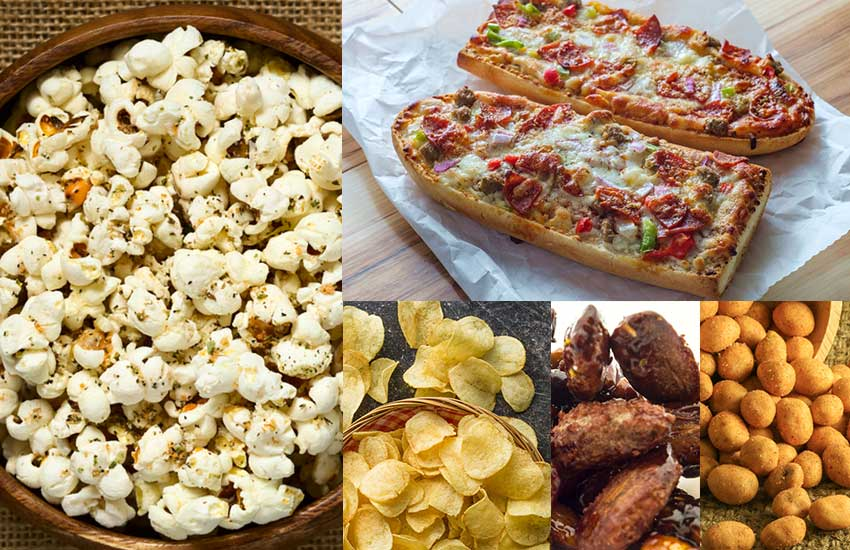 Movie night snacks you can make at home