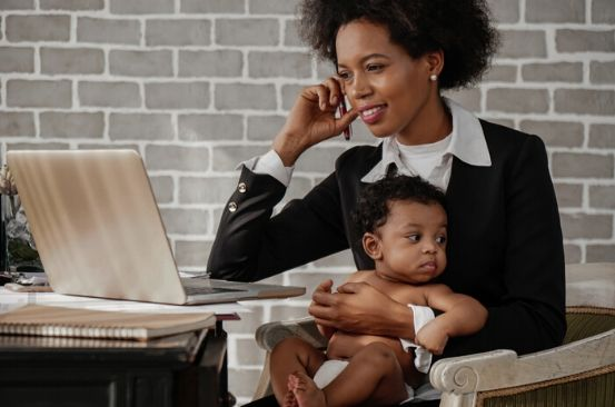 My word: Can work and family co-exist?