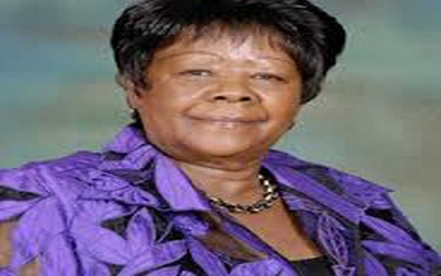 Nyiva Mwendwa- The first woman to serve as a Cabinet Minister in Kenya