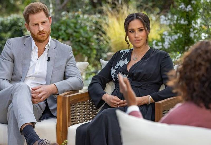Oprah Winfrey insists Meghan Markle's bombshell interview was 'truthful'