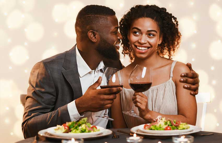 Top 20 things to do on first date - including number of drinks you should have