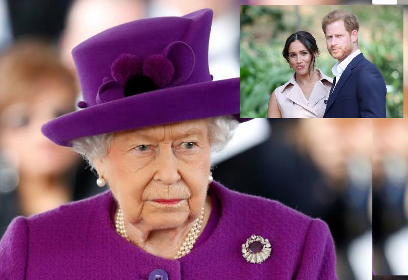 Queen 'banished staff' during showdown with Prince Harry over Megxit to avoid leaks