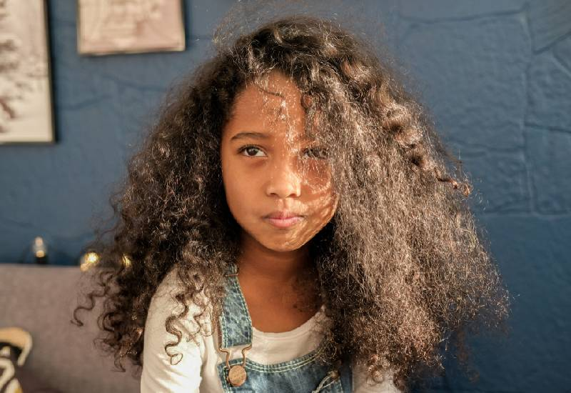 Seven natural hair care tips for your daughter