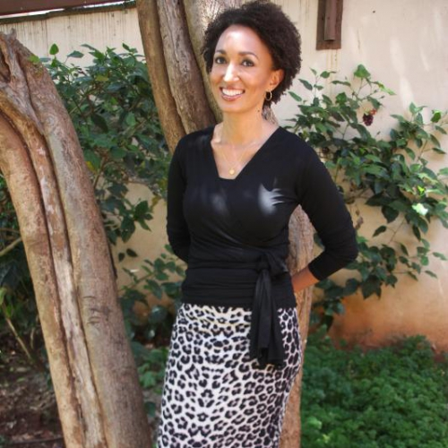 Wandia Gichuru-Vivo Active Wear