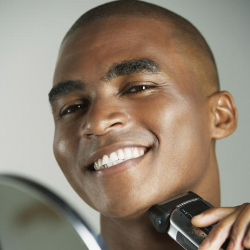 The secret behind yourman's glowing skin