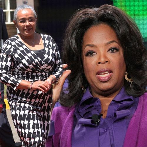 margaret kenyatta; Oprah winfrey