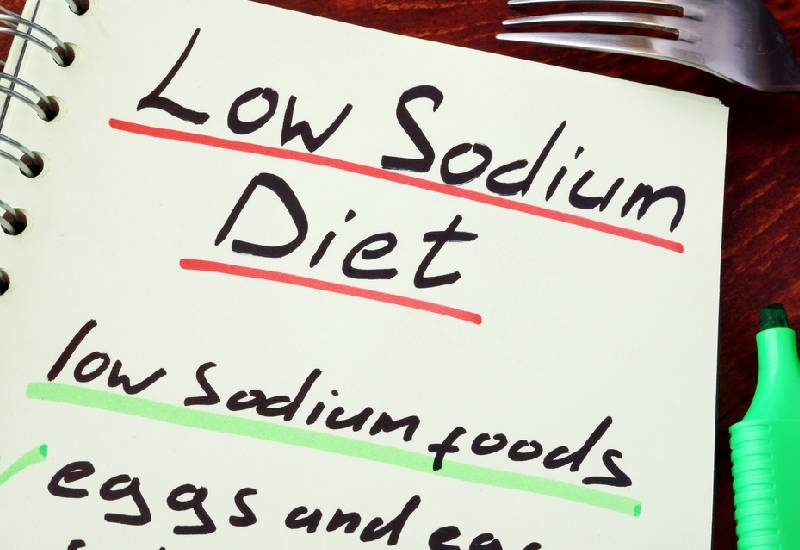 Things you need to know about a low sodium diet