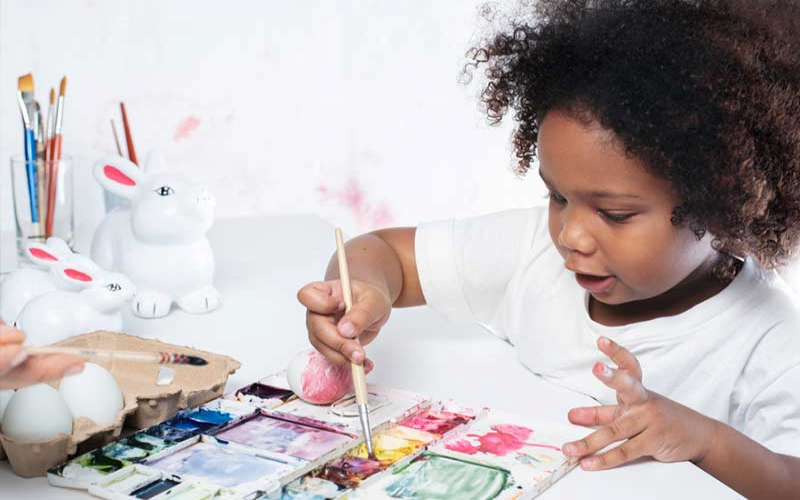 Creative ideas to keep your kids occupied this Easter Holiday