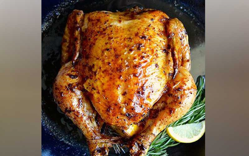 Easter recipe: Go all out this Easter with a roast chicken