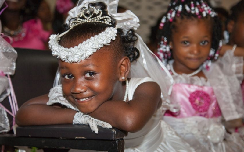 How to include your children in your wedding