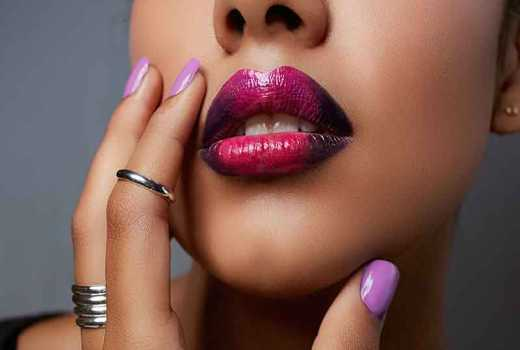 How to rock Ombre lips in 2018