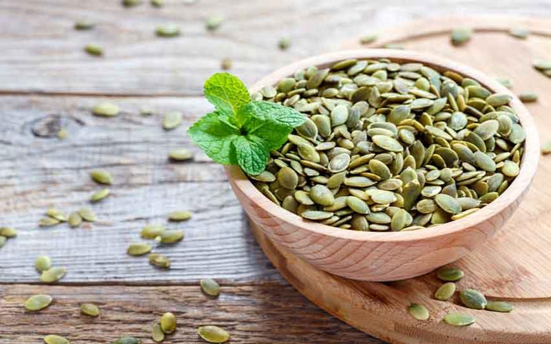 Ingredient of the week: Pumpkin seeds