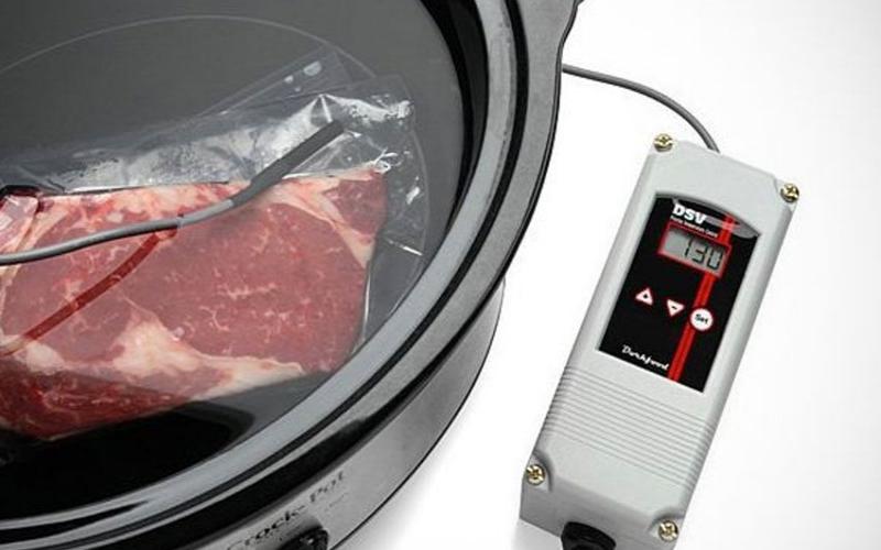 Kitchen Gadget: Temperature controller