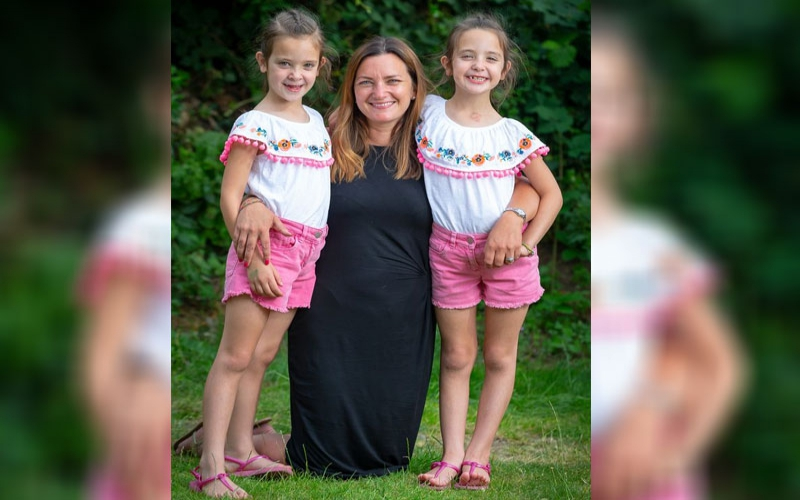 Mum of conjoined twins shares her story