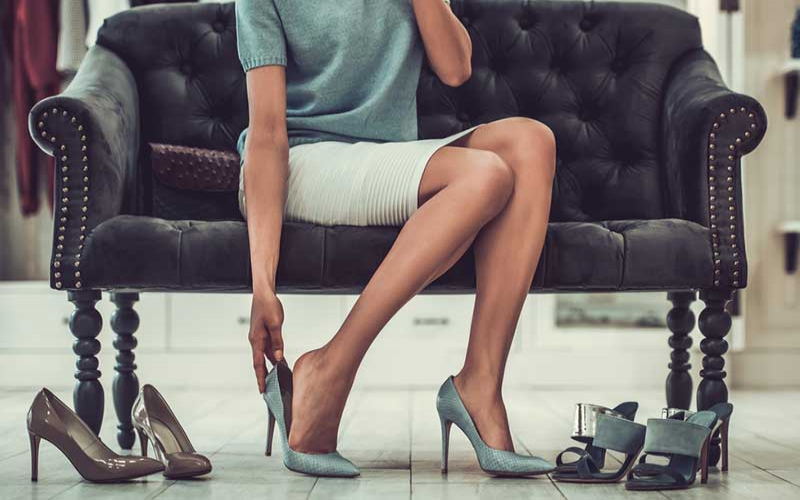 My word: Are high heels the standard of measuring our womanhood?