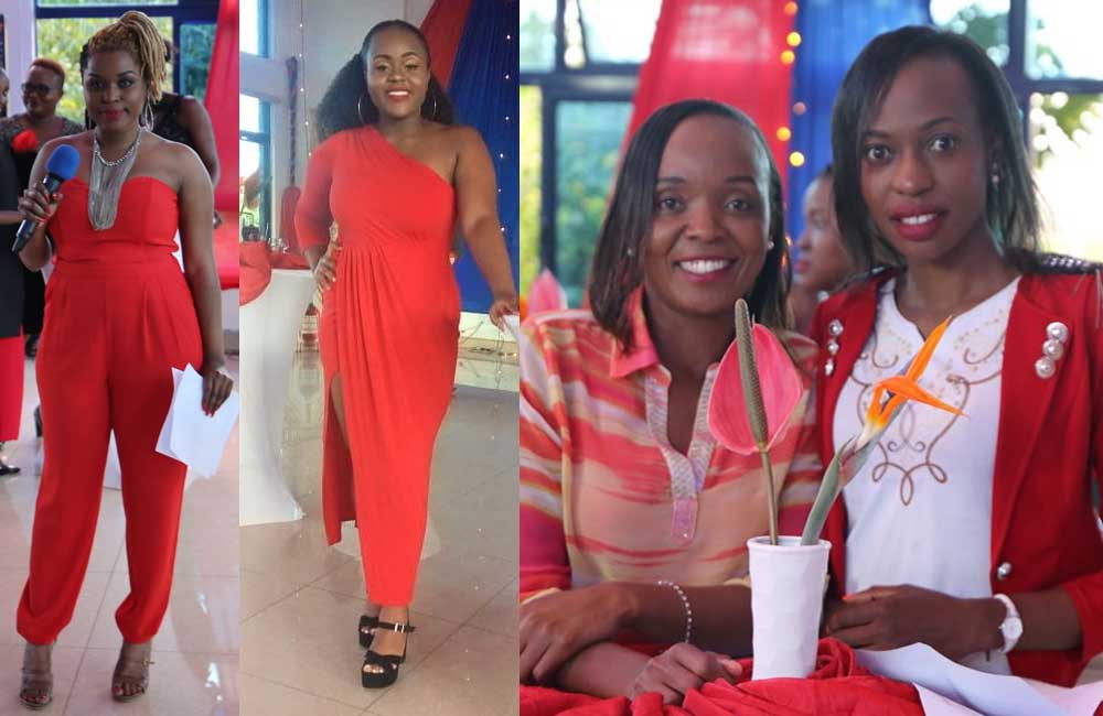 Pomp and colour at the launch of Standard Group Women Network