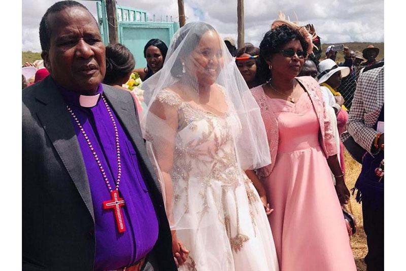Samburu West MP Naisula Lesuuda ties knot in lavish wedding