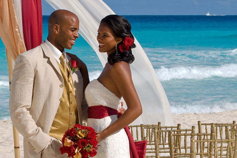 Seven tips on how to plan a beautiful destination wedding