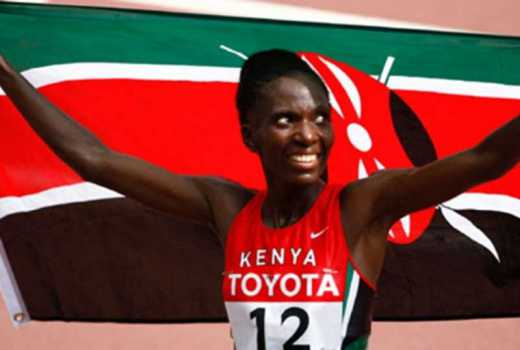 The making of Catherine Ndereba, our all-time heroine