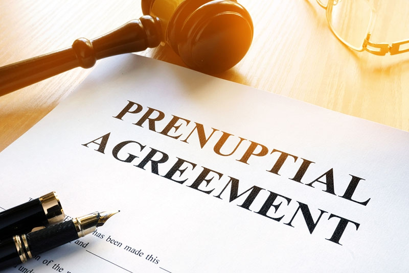 The pros and cons of prenuptial agreements