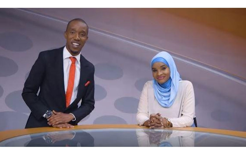 TV queen Lulu Hassan gives glimpse of baby bump ahead of TV debut with husband
