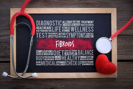 What are the options for getting rid of fibroids?