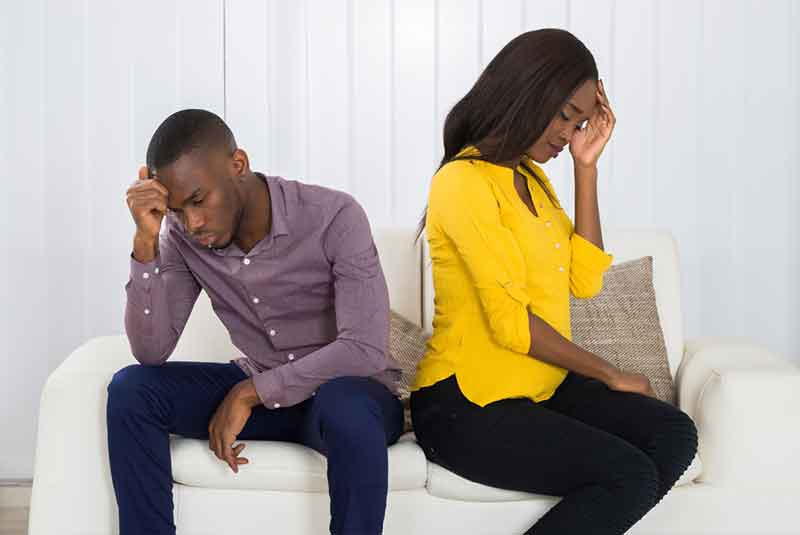 Why are you feeling no good enough for your partner