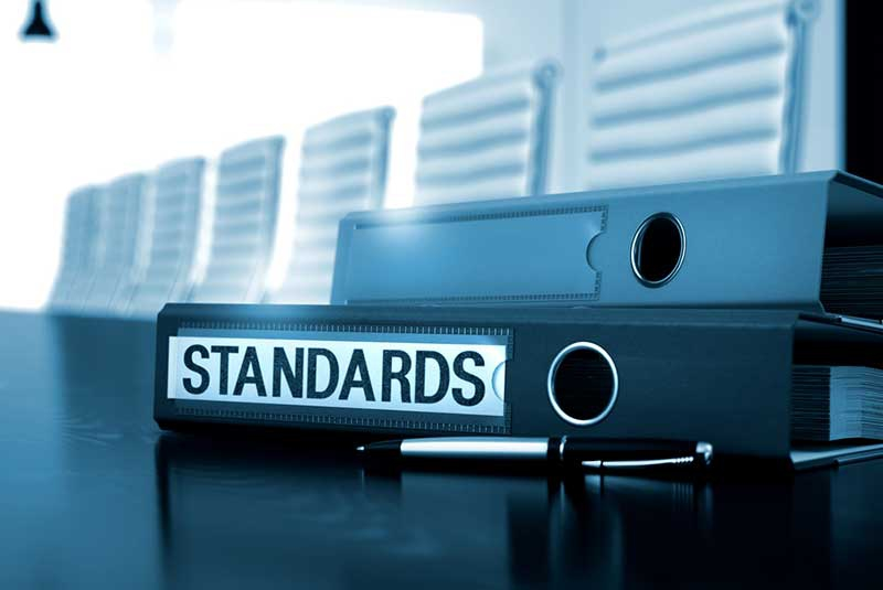 Word from the editor: Why you need to set your own standards