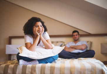 Top ten pointers that your loving husband has a side chick