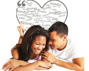 Whats in a pet name? The impact of sweet nothings to a relationship