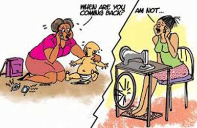 Why you should never be desperate when looking for a househelp