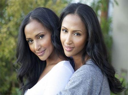 Two Eritrean ladies
