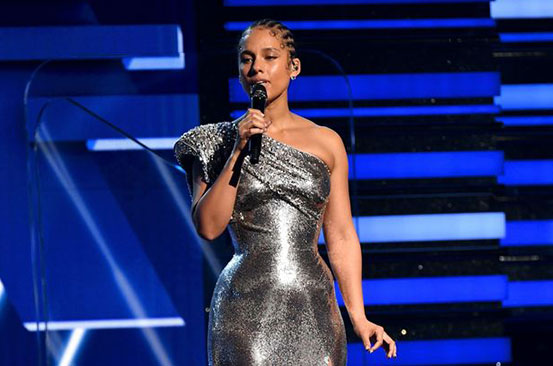 Alicia Keys reveals music saved her from 'path of prostitution and drug addiction'