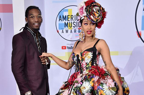 Cardi B says she's 'not shed a tear' over Offset divorce