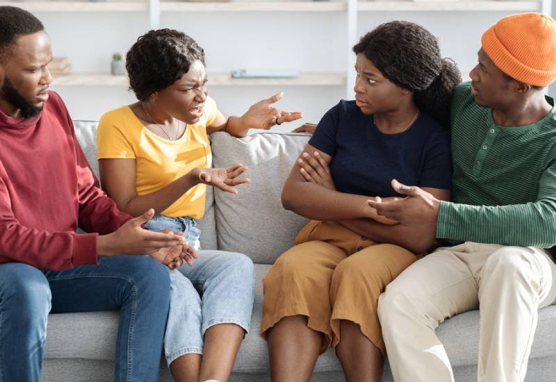 Confessions: 'My friend invited my boyfriend over for a double date and said I couldn't come'